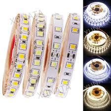 DC12V <b>LED</b> Strip 5050 5054 4040 5630 SMD <b>120LEDs</b>/<b>m 5m</b>/lot ...