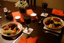 easy dinner ideas for two romantic. romantic dinner for two at home: world the colors are similar with what i have easy ideas