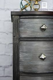 paint effects for furniture. Distressed Paint Effects For Furniture Metallic And Metal Patinas Help Transform A Tired Desk . N