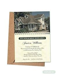 Free Housewarming Invitation Card Template Free Download House Warming Invitation Template Card