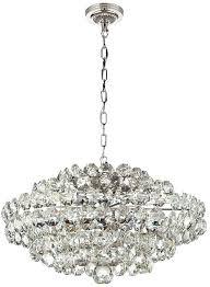 visual comfort flea market 8 light chandeliers chandelier small oslo flanders darlana l