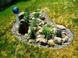 small rock garden designs ponds design ideas easy