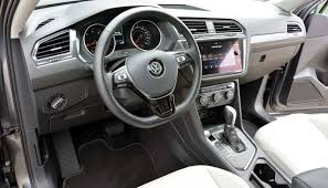 2018 volkswagen tiguan interior. brilliant tiguan 2018 volkswagen tiguan interior compared to the firstgen version  is 106 inches and 12 wider which opens up a lot of  throughout volkswagen tiguan interior