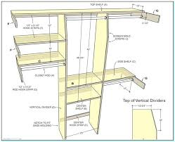 closet rod dimensions right here are several of the most practical and beautiful walk in closet