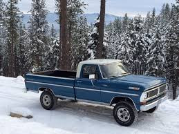 1970 ford truck lifted. 1970 ford f100 4x4 long box 360 truck lifted a