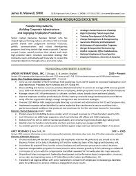 Human Resources Assistant Resume Samples Human Resource Resume