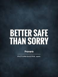 safe quotes