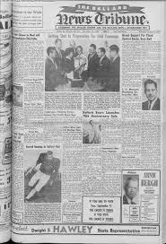 Ballard News-Tribune September 9, 1964: Page 1