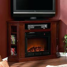 southern enterprises fireplaces wall or corner electric fireplace a cabinet in cherry southern enterprises fireplace insert