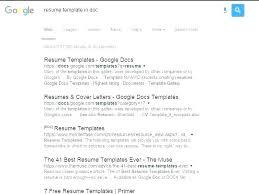 Resume Templates Google Docs In English Resume Templates Google Docs Enchanting Resume Google Docs