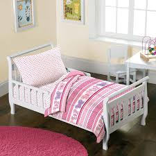 beautiful toddler bedding sets com erfly dots pink girls 4 piece toddler