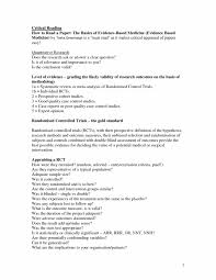 Bunch Ideas Of Example Critique Essay How To Write Critical Sample