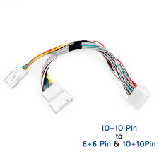 Toyota 20 Pin Stereo Wiring Nissan Frontier Factory