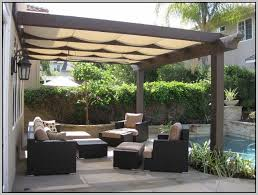 backyard patio shade ideas