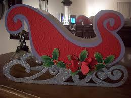 dz doodles santa s sleigh wreath s to create