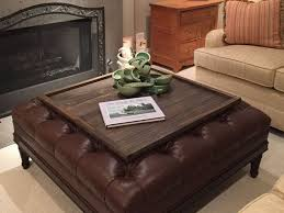 Decorating With Trays On Coffee Tables Best 100 Ottoman Tray Ideas On Pinterest Coffee Table In Oversized 88