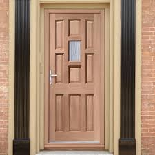 single front doorsExternal Single Glazed Doors  External Doors