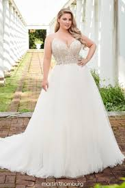 Designer Princess Ball Gown Wedding Dresses Ball Gown Wedding Dresses Martin Thornburg