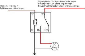 87a relay wiring diagram on 87a images free download wiring diagrams Bosch Horn Relay Wiring Diagram 5 pin relay wiring schematic relay function diagram ribu1c relay wiring diagram 7-Way Trailer Plug Wiring Diagram