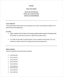 customer service objective resume example customer service objective riuma templates