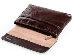 large leather purse for men