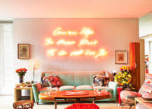 Neon Signs For Home Decor Daring Home Decor Neon Lights For Every Room 3