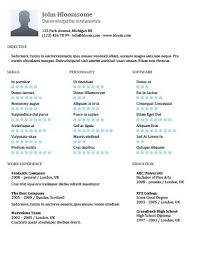 Skills Based Resume Template Cv Examples Skills Based Resume Template Highlight Spacesheep Co