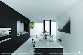 modern black white minimalist furniture interior. Modern Black White Minimalist Furniture Interior