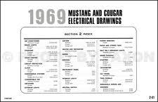 1969 mustang wiring 1969 ford mustang mercury cougar original wiring diagram electrical schematic 69
