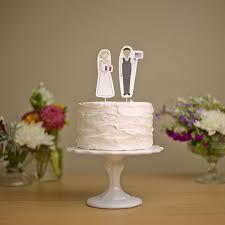 Modern Wedding Cake Toppers Mywedding