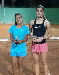 Under 14 Champion of the X11 Tournament at The Royal Tennis Club ...