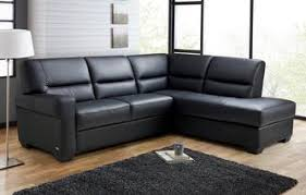 black leather couch. Unity Left Hand Facing Arm Corner Sofa Hazen Black Leather Couch I