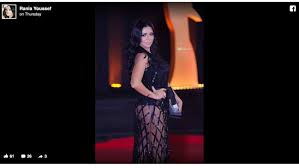 Rania Youssef Dress Designer Rania Youssef Facing Trial For Public Obscenity Over