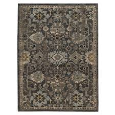 tommy bahama vintage 668n fl blue and grey area rug by oriental weavers