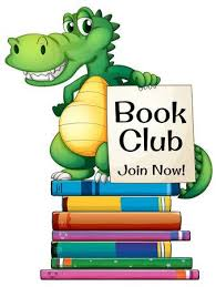 Image result for book club clip art free