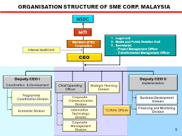 Miti Organization Chart Role Of Government In Creating An Enabling Ppt Video