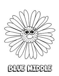 Small Picture Coloring Sheet Rosie Girl Scouts Daisies Pinterest Daisy