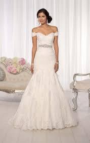 off the shoulder wedding dresses define you gorgeously