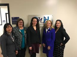 AMWA Leaders Meet Dr. Dorothy Fink, Director HHS Office on Women's ...
