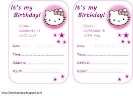 Printable Hello Kitty Birthday Party Ideas Under Fontanacountryinn Com