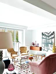 exterior color schemes for mid century modern house decor archives the living room is serene and inviting due to glazed wall a warm palette