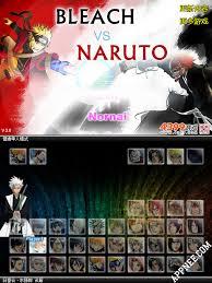 v2 6 bleach vs naruto for pc portable full versions
