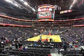 Capital One Arena Seating Chart Basketball Capital One Arena Section 106 Washington Wizards