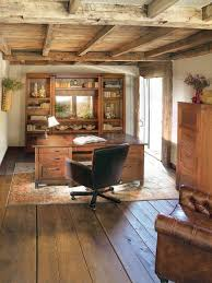 rustic home office desk. 25 awesome rustic home office designs desk