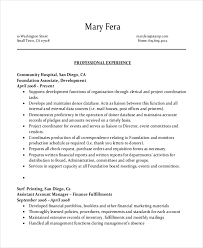 Importance Of A Resume C Level Executive Assistant Resume Sample