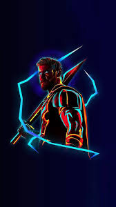 iPhone Ultra HD Thor Wallpapers ...