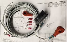 cessna voltage regulator harness and power cables pilots of america Cessna 172 Wiring Diagram 172 o 300 and 182(6 cyl w o sleeve ) $90 delivered wiring diagram for cessna 172
