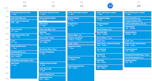 Calendar Blocking Template Real Estate Agents Heres How To Time Block Your Schedule