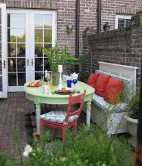 Mr Goodwill Hunting S Small Space Patio Makeover For The Nate