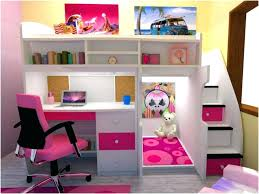bed with office underneath. High Bed With Desk Trendy Bunk And Stairs For Girls Office Underneath New